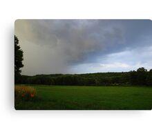Summer Storm... Canvas Print
