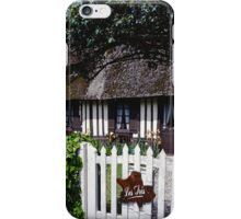 Paysages Normandie LOVE  landscapes 20 (c)(h) canon eos 5 by Olao-Olavia / Okaio Créations   1985 iPhone Case/Skin