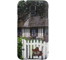 Paysages Normandie LOVE  landscapes 20 (c)(h) canon eos 5 by Olao-Olavia / Okaio Créations   1985 Samsung Galaxy Case/Skin