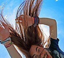 Free Falling Fool by DanikaZ