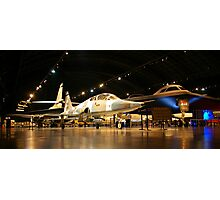 Wright Paterson Air Force Museum Photographic Print