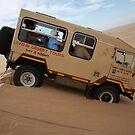 Desert Travel by Beaner