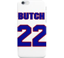 National Hockey player Butch Goring jersey 22 iPhone Case/Skin