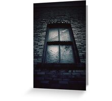 Home I'll Never Be  Greeting Card