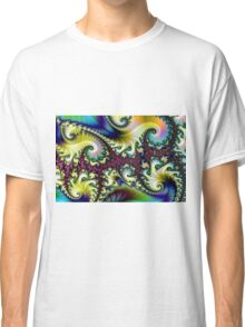 Psychedelic Dream. Classic T-Shirt