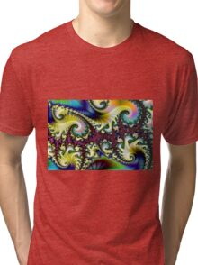 Psychedelic Dream. Tri-blend T-Shirt