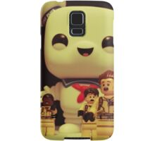 Stay Puft On The Charge Samsung Galaxy Case/Skin