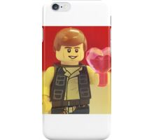 Han Solo Valentines iPhone Case/Skin