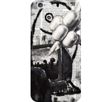 The space fish iPhone Case/Skin