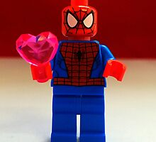 Spider-Man Valentines by FendekNaughton