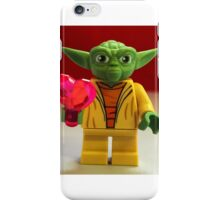 Yoda Valentines iPhone Case/Skin