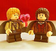 Sam Loves Frodo by FendekNaughton