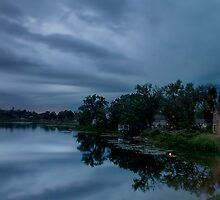 Serenity by Chinedu Diala
