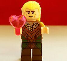 Legolas Valentines by FendekNaughton