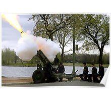 Royal Canadian Artillery Poster