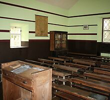 Bunratty school by John Quinn
