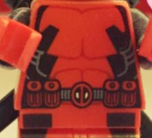 Deadpool Valentines Sticker