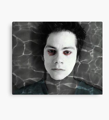 Nogitsune [I Keep Drowning] Canvas Print