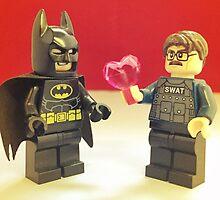 Jim Loves Batman by FendekNaughton
