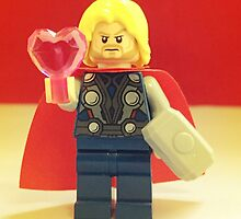 Thor Valentines by FendekNaughton
