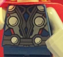 Thor Valentines Sticker