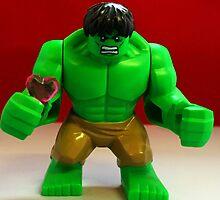 Hulk Valentines by FendekNaughton
