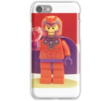 Magneto Valentines iPhone Case/Skin