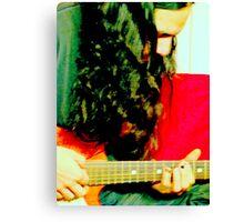 musical influence - MaraMora Canvas Print