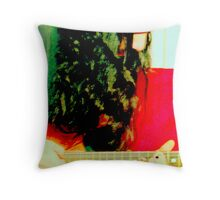 musical influence - MaraMora Throw Pillow