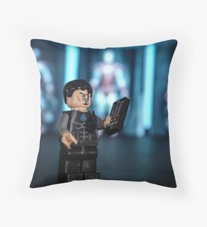 Decisions, Decisions Throw Pillow