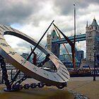 Tower Bridge from St Katherines Docks by grumpydude