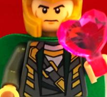 Loki Valentines Sticker