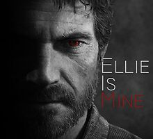 The Last of Us - Ellie is Mine by GeorgeWaite