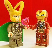 Loki Loves Iron-Man by FendekNaughton