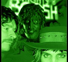 Tribute - The Mighty Boosh by jaycee