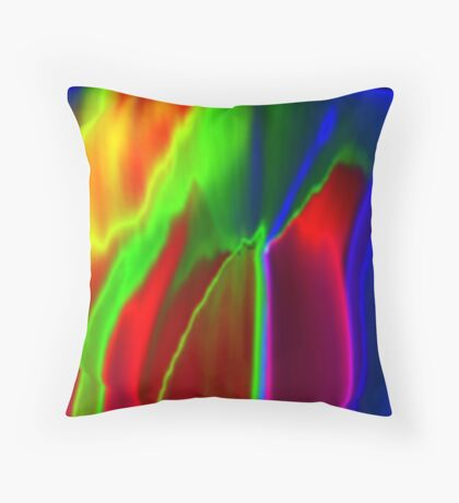 On the Edge of a Dream Throw Pillow