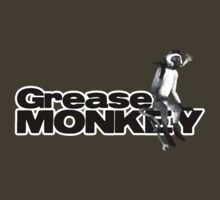 Grease Monkey by F.M. Gore-Kelly