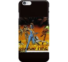 Shadowfire iPhone Case/Skin