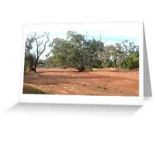 dry river Greeting Card