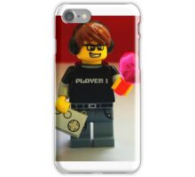 Lego Gamer Valentines iPhone Case/Skin