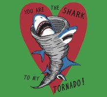 Shark To My Tornado Kids Clothes