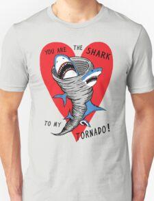 Shark To My Tornado Unisex T-Shirt