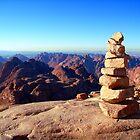 Summit of Mt Sinai by grumpydude