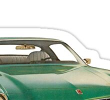 1972 CAMARO Sport Coupe/Rally Sport/SS/Z28 Sticker