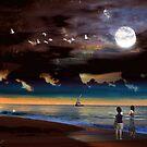 Moonlight Talk by Daniela M. Casalla