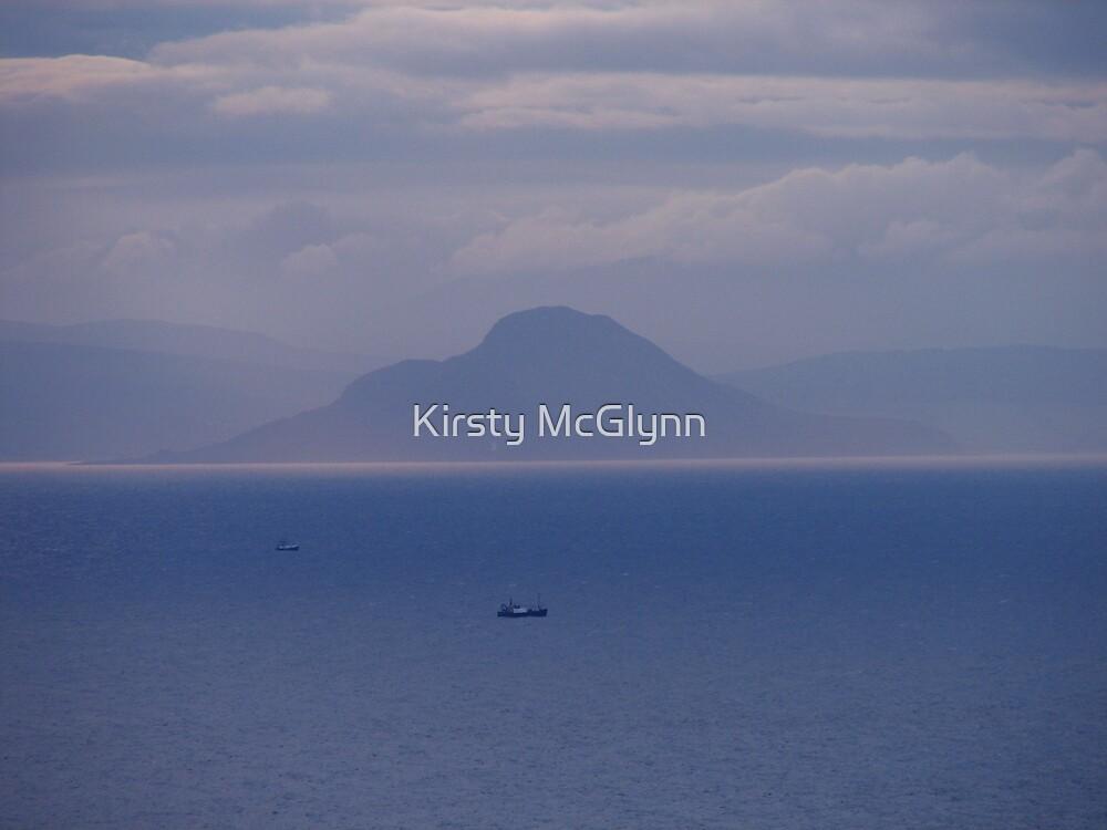 My Blue World by Kirsty McGlynn