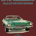1972 CAMARO Sport Coupe/Rally Sport/SS/Z28 by Mike Pesseackey (crimsontideguy)