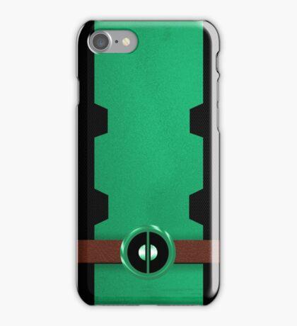 DeathWish Suit iPhone Case/Skin