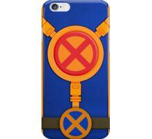 Classic X-Men Deadpool Suit iPhone Case/Skin