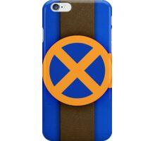 Classic X-Men Deadpool Belt iPhone Case/Skin